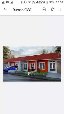 Jual Rumah Subsidi kota Makassar, 900 Rb Pallangga Gowa Unit Terbatas