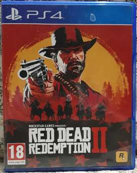 Red Dead Redemption 2 (Playstation 4 Game)