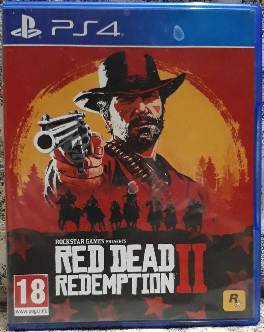 Red Dead Redemption 2 (Playstation 4 Game) 0