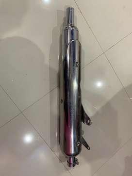 Classic bullet 350 original silencer