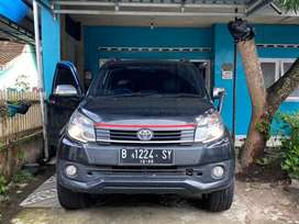 Toyota Rush Matic 2008 upgrade rush 2015