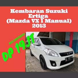 Kembaran Suzuki Ertiga (Mazda VX-1 Manual 2013) Bisa Cash/Kredit