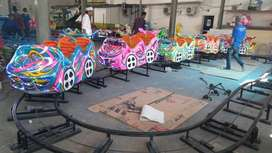 mini coaster rel naik turun murah kereta lantai iiw