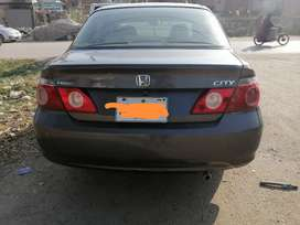 Honda city idsi 2006