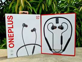 Bluetooth Headset Brand new Box pice One plus Bullets Z