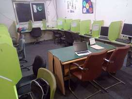 Call center seats,Office Available for DME, WHITE IPs, co working