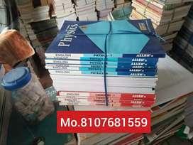 Allen kota neeT/iiTjee study material  cash on delivery avl.all indiA