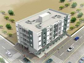 New 1Bhk Flat for Sale @ Prime Location in 23 Lac