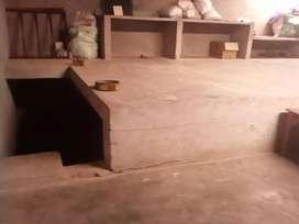 Makan bachna h pram nagar mhavir colony  sani Dev mandir back side