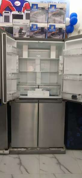 Whirlpool almirah fridge