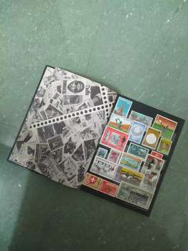 Stamp VINTAGE Hurry UP! (offer price)