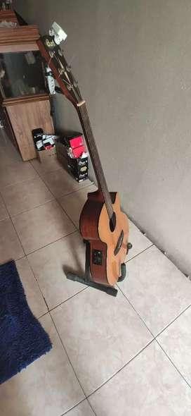Gitar Akustik Cort Jumbo SFX E Natural Satin