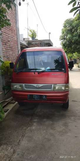 Jual mobil carry 40nego