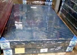 Kasur Busa Silver (3 Tahun) Kain Jaguard 160x200x14 (cm)