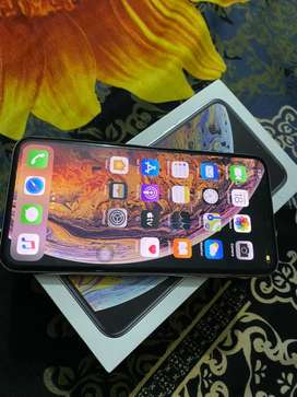 New iphone XS MAX 7 months used
