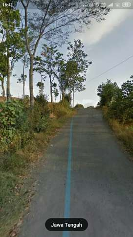 Tanah darat bagus Bojongkoneng kandangSerang Pekalongan