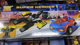 Mainan Lego Herois Keren Isi 35 pcs A3