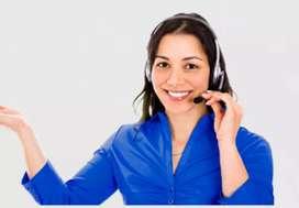 Female Back Office Data Entry Job