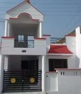 Individual house near by mega mart Alwar thirunagar