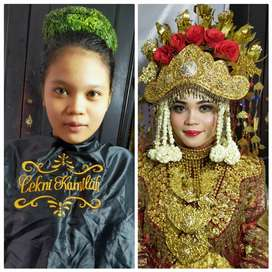 Menerima jasa make up