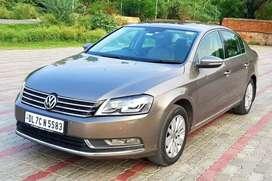 Volkswagen Passat 2011 Diesel 92000 Km Driven