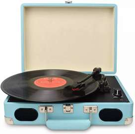 imported Turntable record player 3speeds with Built-in Stereo Speaker