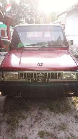 Dijual Mobil Kijang Super 1991 (Merah Metalik)