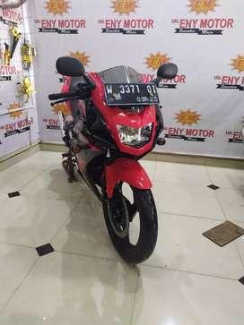 Kawasaki Ninja KRR 2015. seri akhir