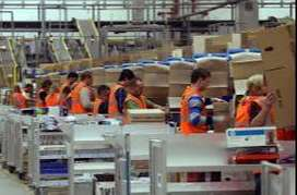 Job Opening For WearHouse Supervisor 12th Requred Apply Now Time Limit