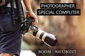 BEST PRICE - /PHOTOGRAPHER SPECIAL COMPUTER  -/ @ STARTING