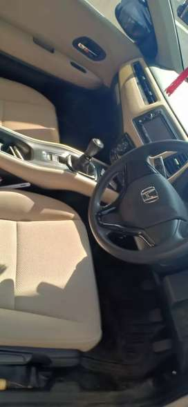Honda HRV Manual