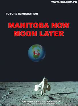 Canadian Immigration to Manitoba Province