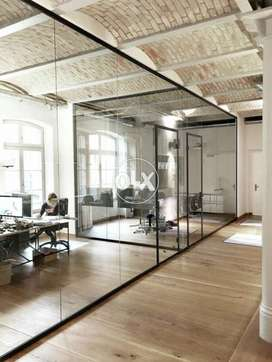 Glass room 620 sft rate