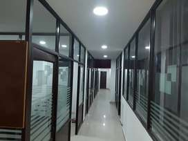Office space model town fully furnished