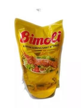 Minyak Goreng Murah Bimoli 2 Liter dan Filma 1 Liter