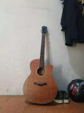 Gitar cowboy gwc-235ns preamp aw5