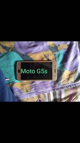 Moto G5s 4GB 32GB