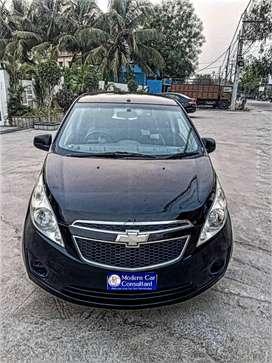Chevrolet Beat 2010-2013 LS, 2009, Petrol