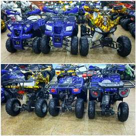 Sports Jeep Style QUAD BIKE ATV 110 cc with new TIER and parts 4 sell