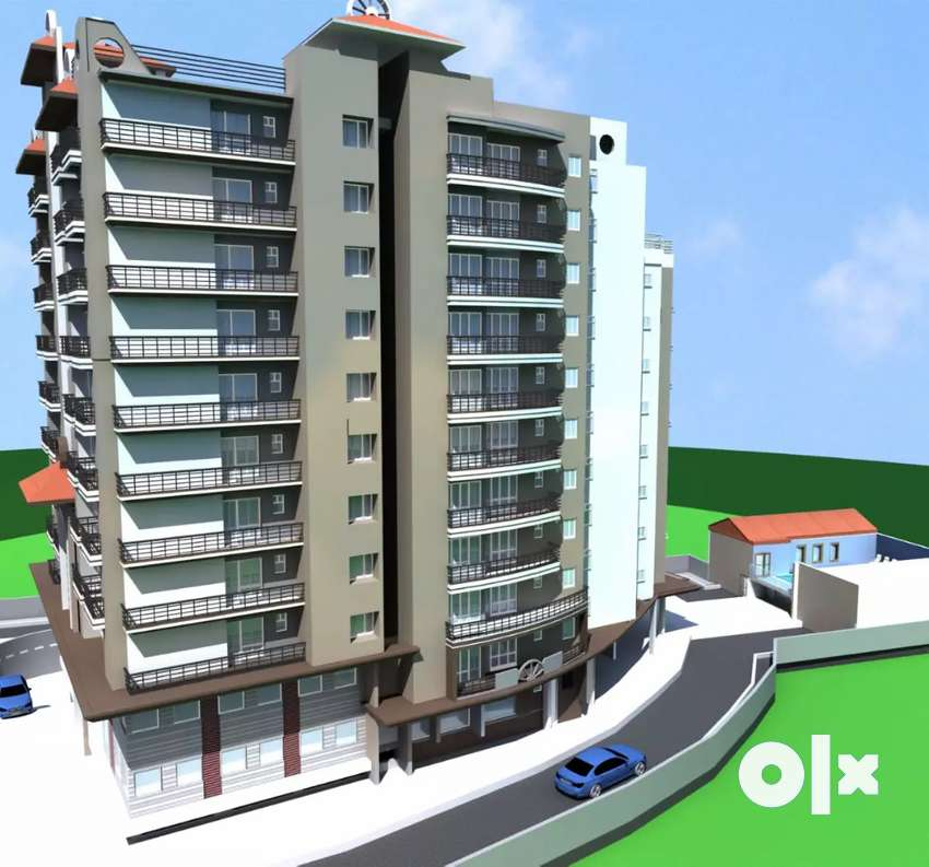 Three bhk flat for sell in tridev Anpoorna Kashi vidhya vns 0