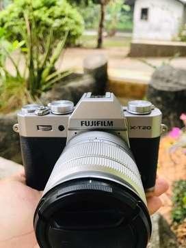 Kamera Fujifilm XT-20 mulus 99% baru 1 minggu pakai sc 100