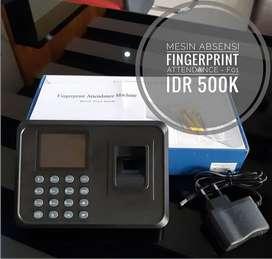 Absensi Fingerprint Attendance - F01