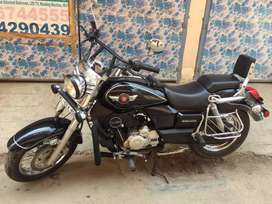 UM MOTORCYCLES RENEGADE CLASSIC (BLACK) FOR SALE
