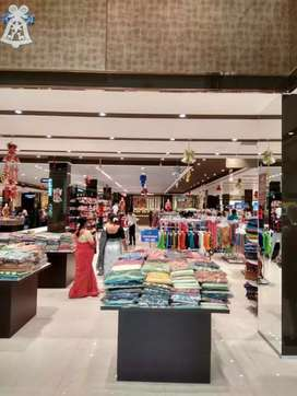 required fresher candidate shopping mall arjent hiring