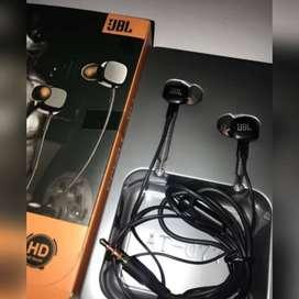 Headset handsfree earphone JBl AT-077 super bass headset JBL AT-077 hi