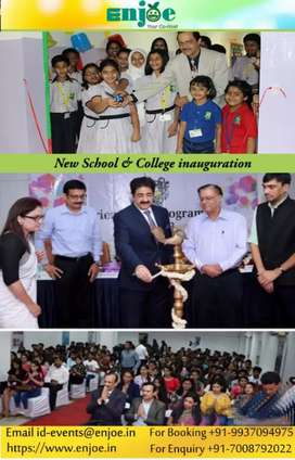 Contact for Organising School and College Events