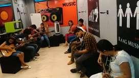 join free Demo Classes (guitar,keyboard,singing)