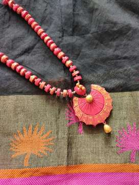 Smidhi Terracotta Jewellery Collection.