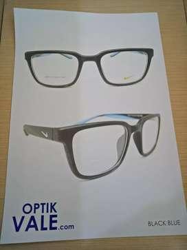 Frame Kacamata Nike Model Kotak Cocok Buat Pria
