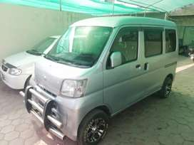 Hi-Jet Van 7 Seater Bank Leased